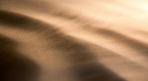 Dunes in the wind Stock Photography