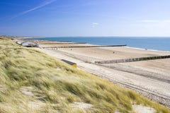 The dunes, Zoutelande, the Netherlands Stock Photo