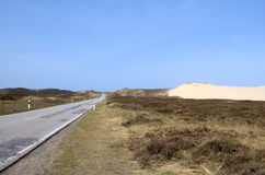 Dunescape Sylt 8 Royalty Free Stock Image