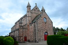 Dunfermline教会 免版税库存图片
