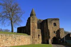 dunfermline Шотландия аббатства Стоковое фото RF