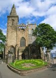 Dunfermline abbey Stock Photography