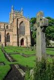 Dunfermline Abbey, Scotland Stock Photo