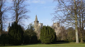 Dunfermline Abbey Royalty Free Stock Photos