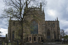 Dunfermline-Abtei Lizenzfreie Stockbilder