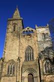 Dunfermline Abtei, Schottland Stockbild