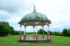 Dunfermline Bandstand Royalty Free Stock Photos