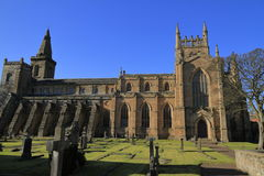 dunfermline Ecosse d'abbaye Image libre de droits