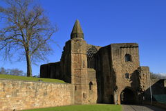 dunfermline Ecosse d'abbaye Photo libre de droits
