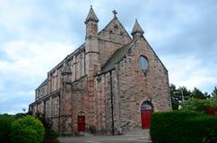 Dunfermline kyrka Royaltyfria Bilder