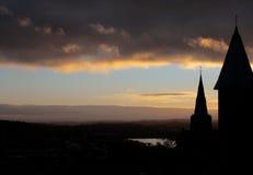 Dungannon, Северная Ирландия Стоковое Изображение RF