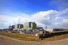Dungeness核电站英国 免版税库存照片