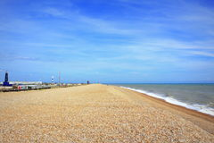 Dungeness beach England United Kingdom Royalty Free Stock Image