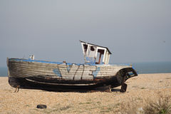Dungeness Boat Stock Photo