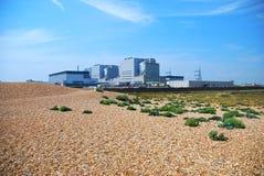Dungeness kärnkraftverk Royaltyfria Bilder