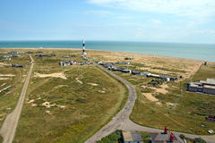 Dungeness landscape Stock Photo