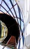 Dungeness-Leuchtturm-Spitze Lizenzfreies Stockfoto