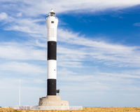 Dungeness Lighthouse Stock Photo