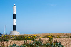 Dungeness Lighthouse Royalty Free Stock Photos