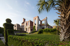 Dungeness ruins on Cumberland Island Stock Images