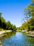 dungeness rzeki zdjęcia stock