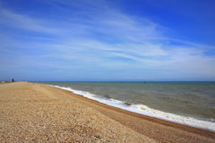 Dungeness shingle beach English Channel UK Stock Images