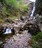Dungeon Ghyll Stock Photos