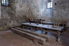 Dungeon gotico immagini stock libere da diritti