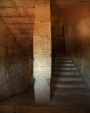 Dungeon interior staircase of National Pantheon in Lisbon Stock Photos