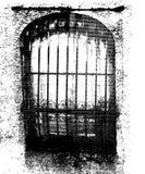 Dungeon-Tür lizenzfreies stockfoto