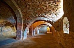 Dungeon Vaulted foto de stock royalty free