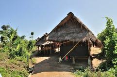 Dżungli chałupy dom Zdjęcie Royalty Free