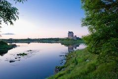 dunguair замока Стоковое Изображение RF