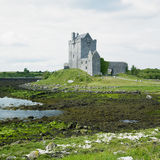 dunguaire замока стоковые фото