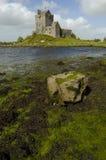 城堡dunguaire爱尔兰 免版税库存照片