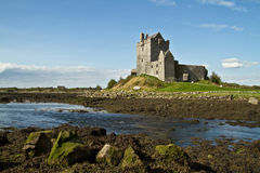 Dunguaire castle. In Ireland - Co. Galway - HDR Stock Photo