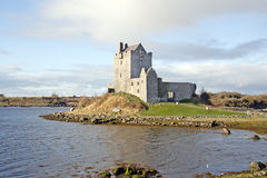 Dunguaire castle. View of the Dunguaire castle, Ireland Royalty Free Stock Photo