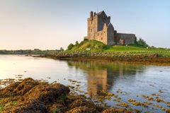 Dunguaire castle. 16th Century Dunguaire castle in west Ireland Royalty Free Stock Photography