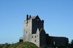 Dunguaire Castle. In County Claire Ireland Royalty Free Stock Photo