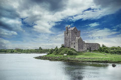 Dunguaire Castle Stock Image