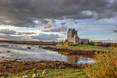 Dunguaire castle Royalty Free Stock Photography