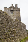 Dunguaire castle. Fortification tower from Dunguaire castle in Ireland Stock Photography