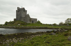Dunguaire castle, Ireland Royalty Free Stock Image