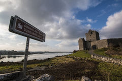 Dunguaire Castle - Ireland Royalty Free Stock Images