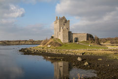 Dunguaire Castle - Ireland Stock Photo