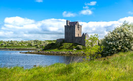 Dunguaire Castle in Ireland Stock Image