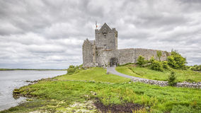 Dunguaire Castle Ireland Stock Photography