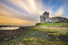 Dunguaire Castle - Ireland Stock Photography