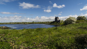 Dunguaire Castle in Ireland Stock Images