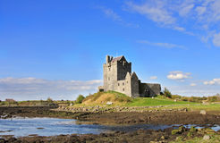 Dunguaire Castle in Kinvara Stock Image